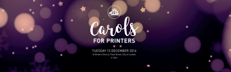 Carols for Printers 2016