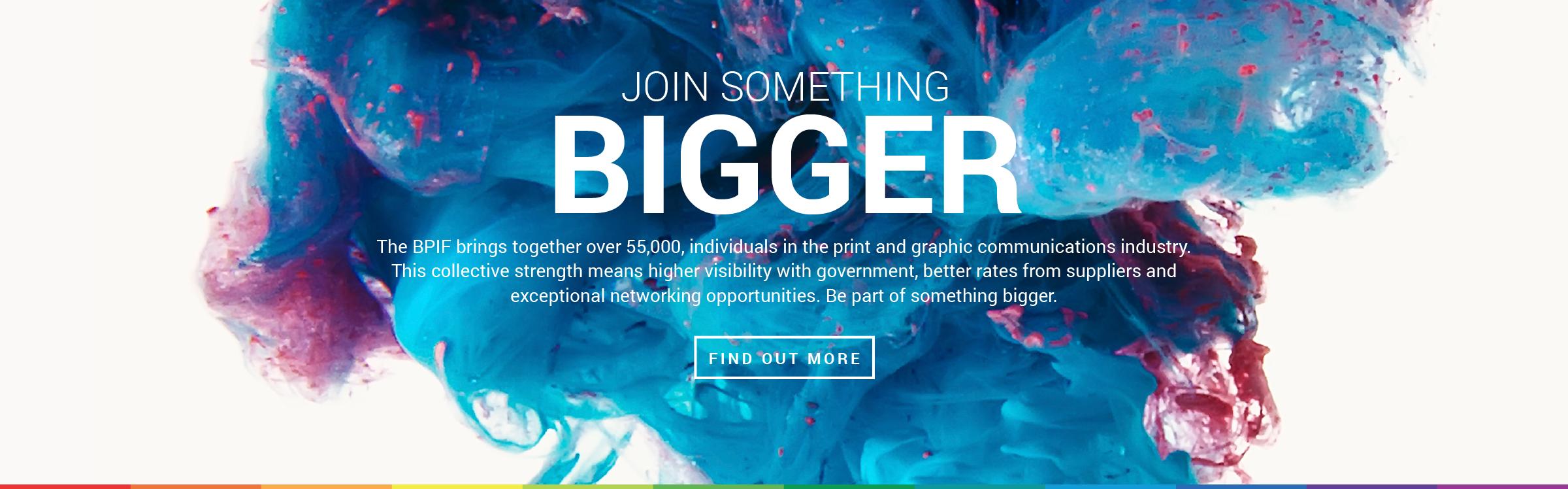 Join Something Bigger