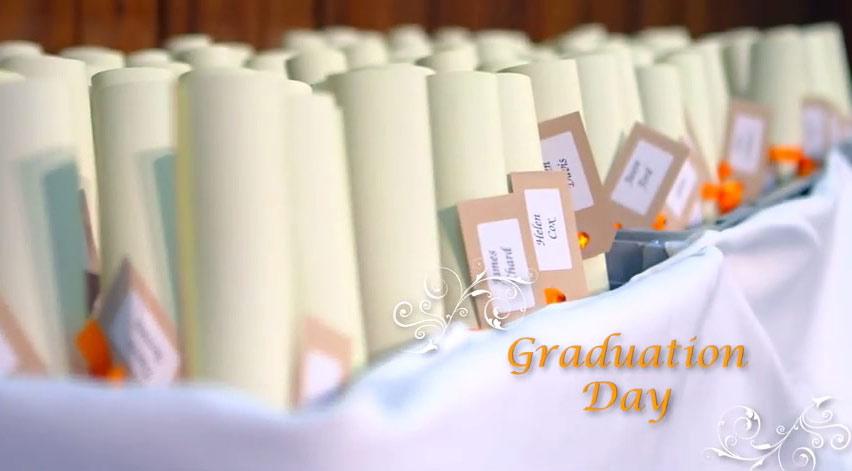 BPIF Graduate Management Programme Graduation 2015