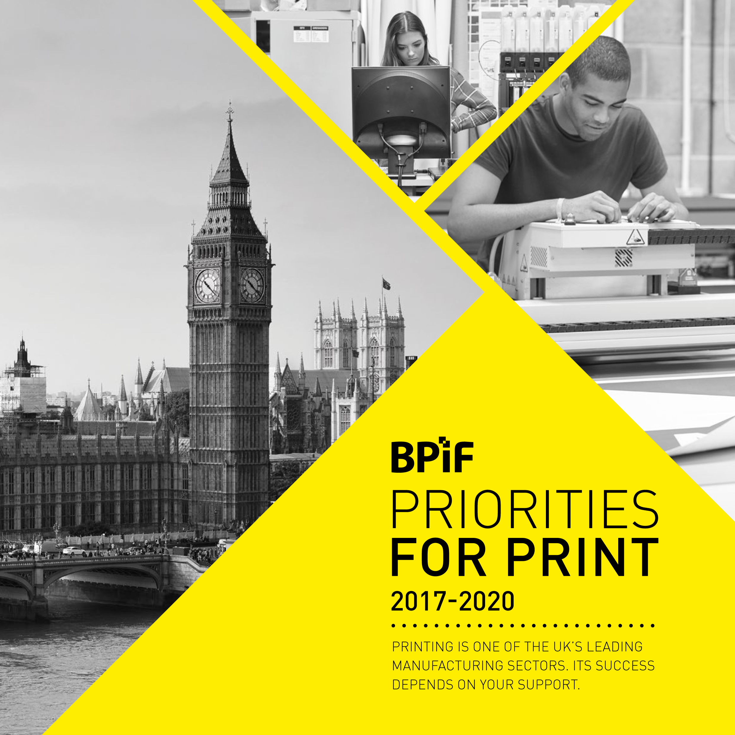 Priorities for Print 2017 - 2020
