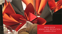British Book Design and Production Awards 2014