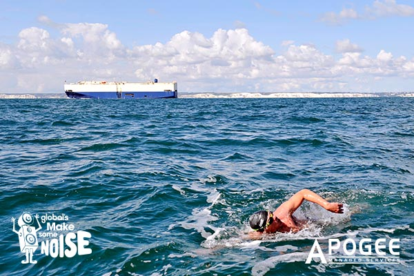Apogee team to take on the English Channel  to raise money for Global's Make Some Noise