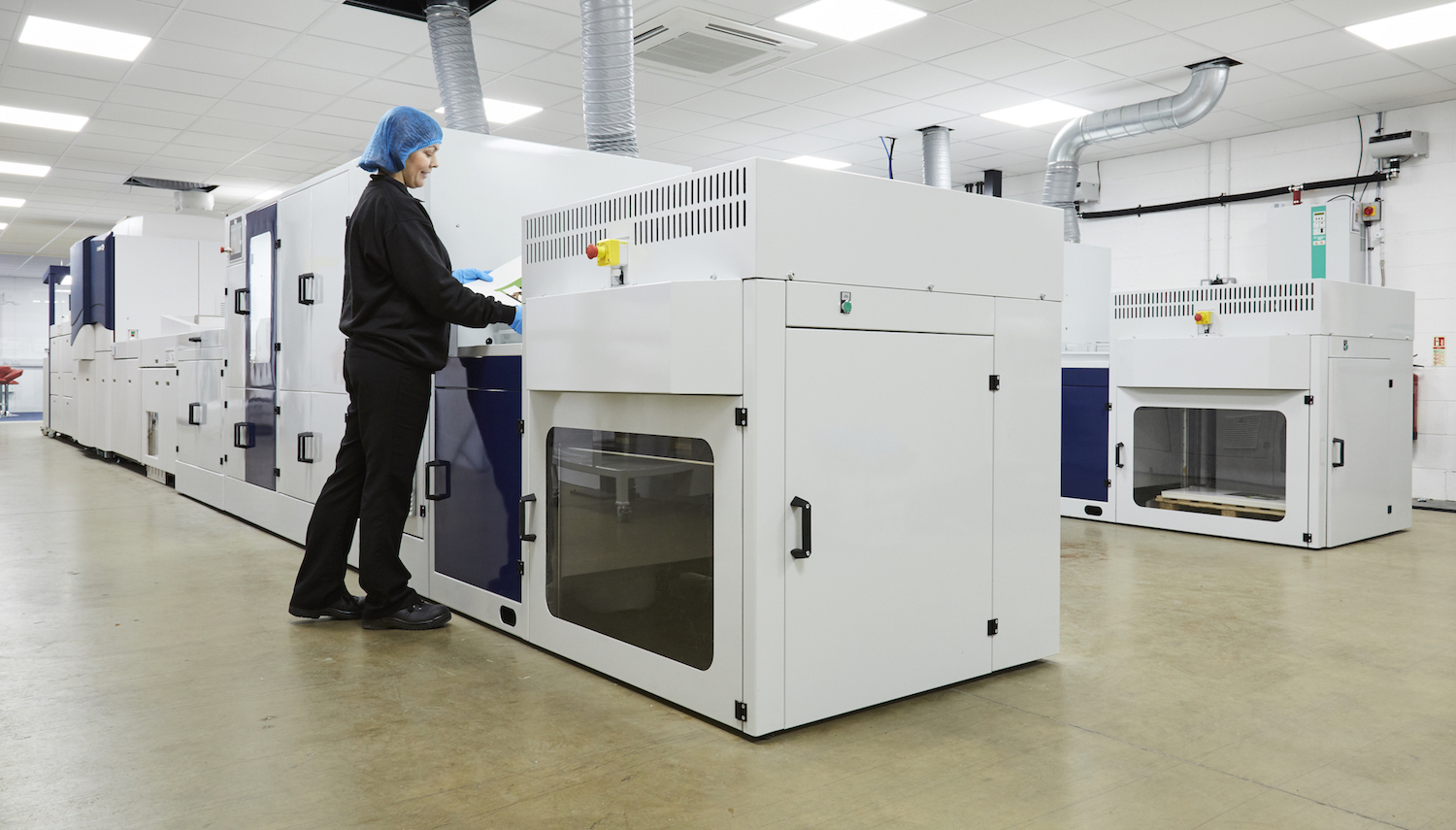 Qualvis Print & Packaging achieve world's first with digital investment