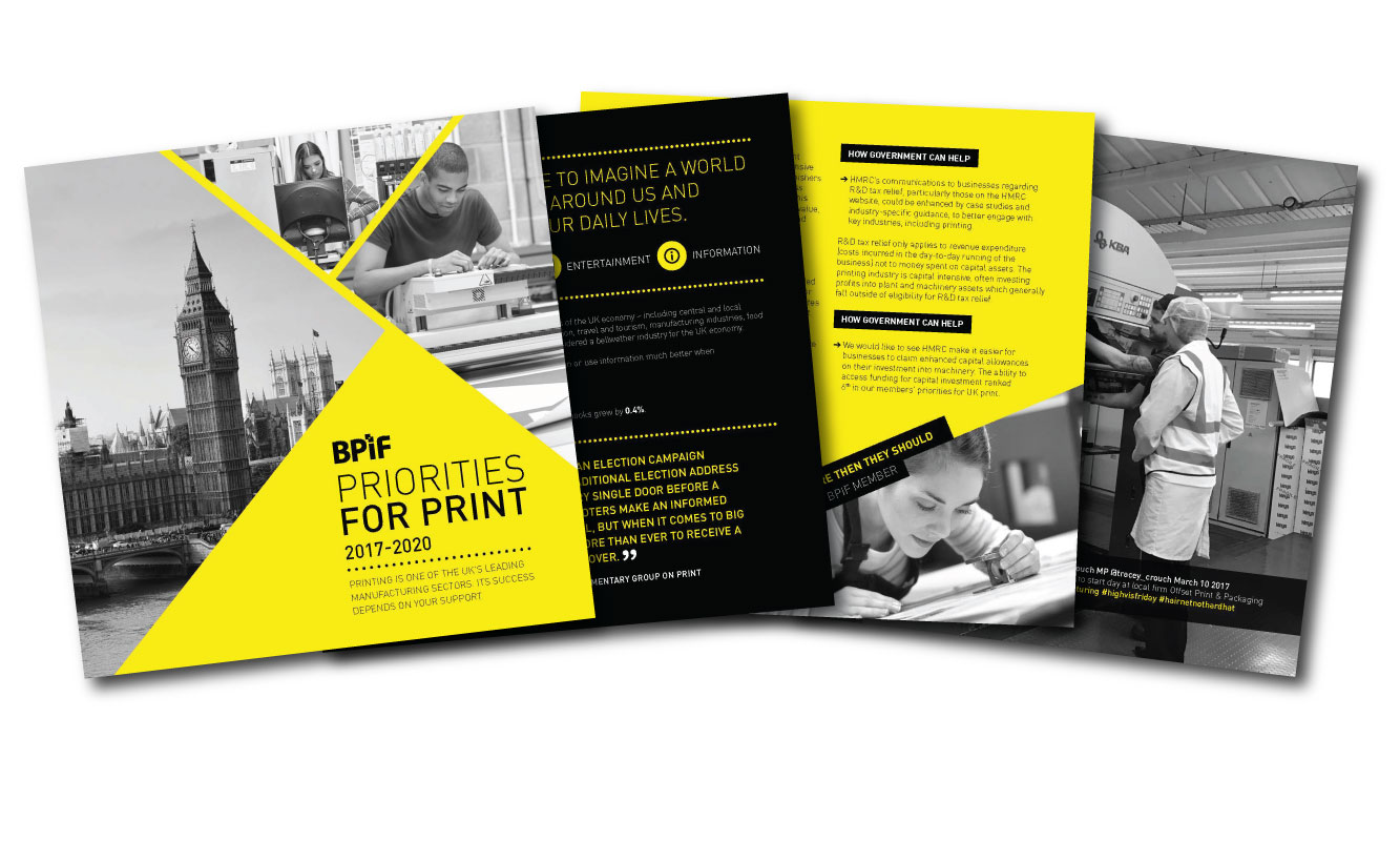 Priorities for Print – why we need to educate Parliament
