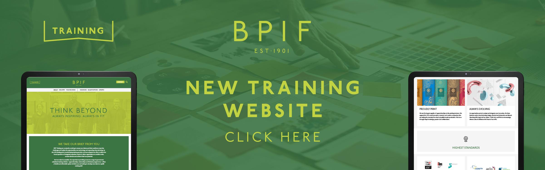 BPIF Training Website