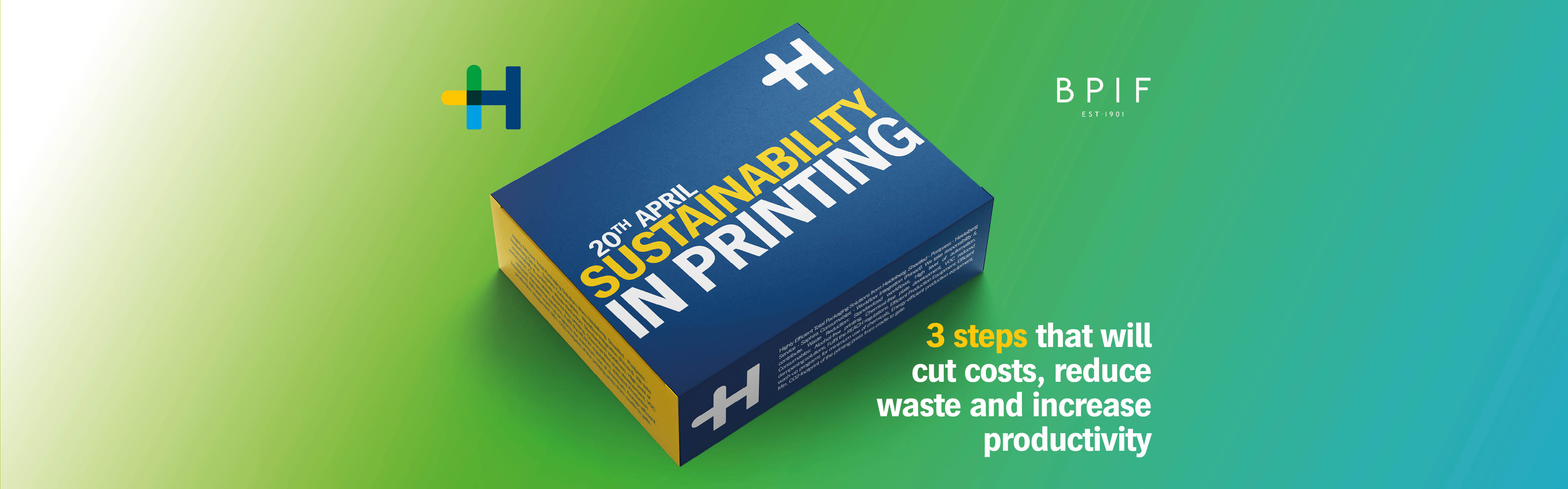 Heidelberg - Sustainability in printing