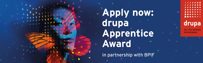 drupa Apprentice Award