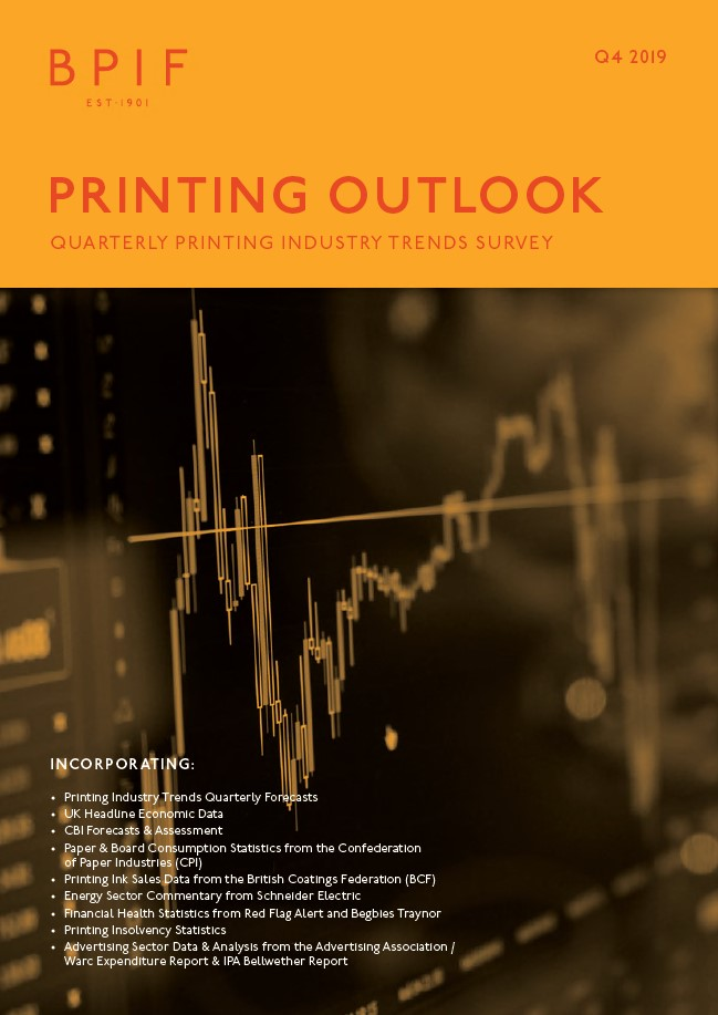 BPIF Printing Outlook Q4 2019