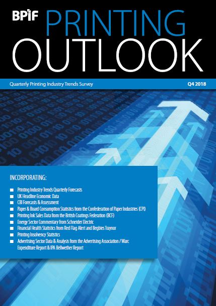 BPIF Printing Outlook Q4 2018