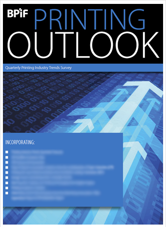 BPIF Printing Outlook 2014 - Q3