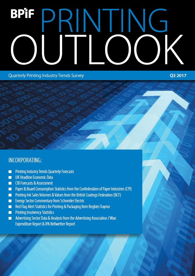 BPIF Printing Outlook - Q3 2017