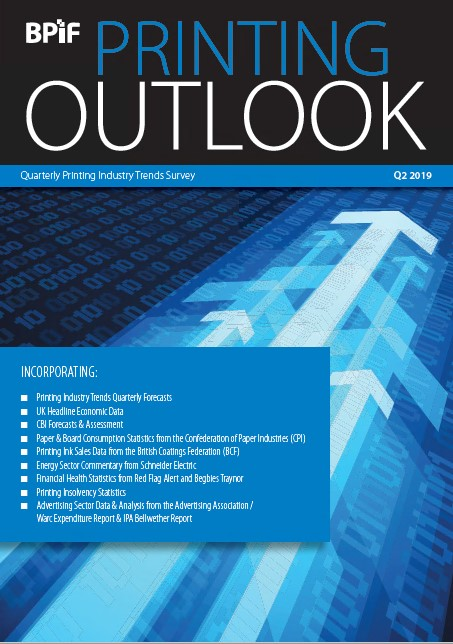 BPIF Printing Outlook Q2 2019