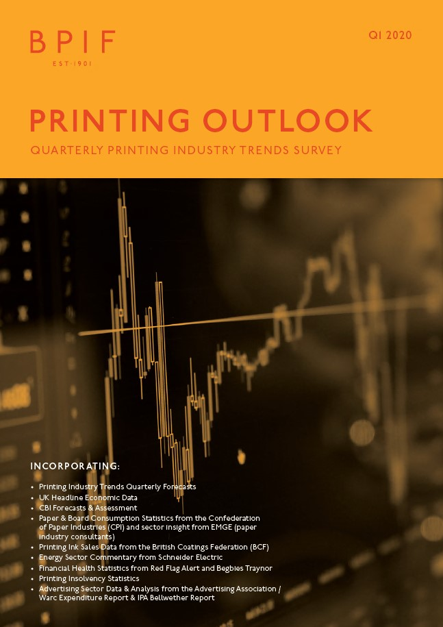 BPIF Printing Outlook Q1 2020