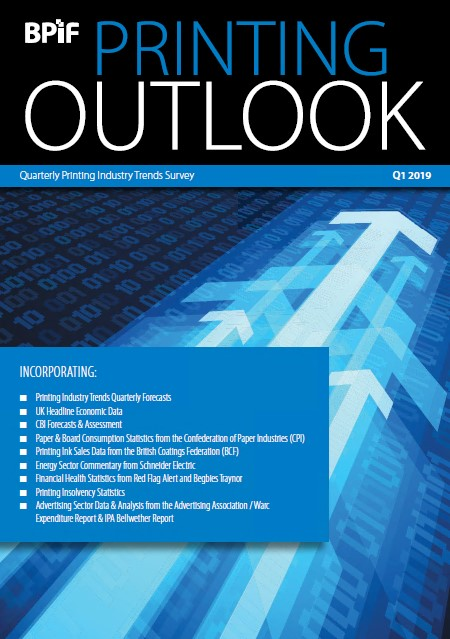 BPIF Printing Outlook Q1 2019