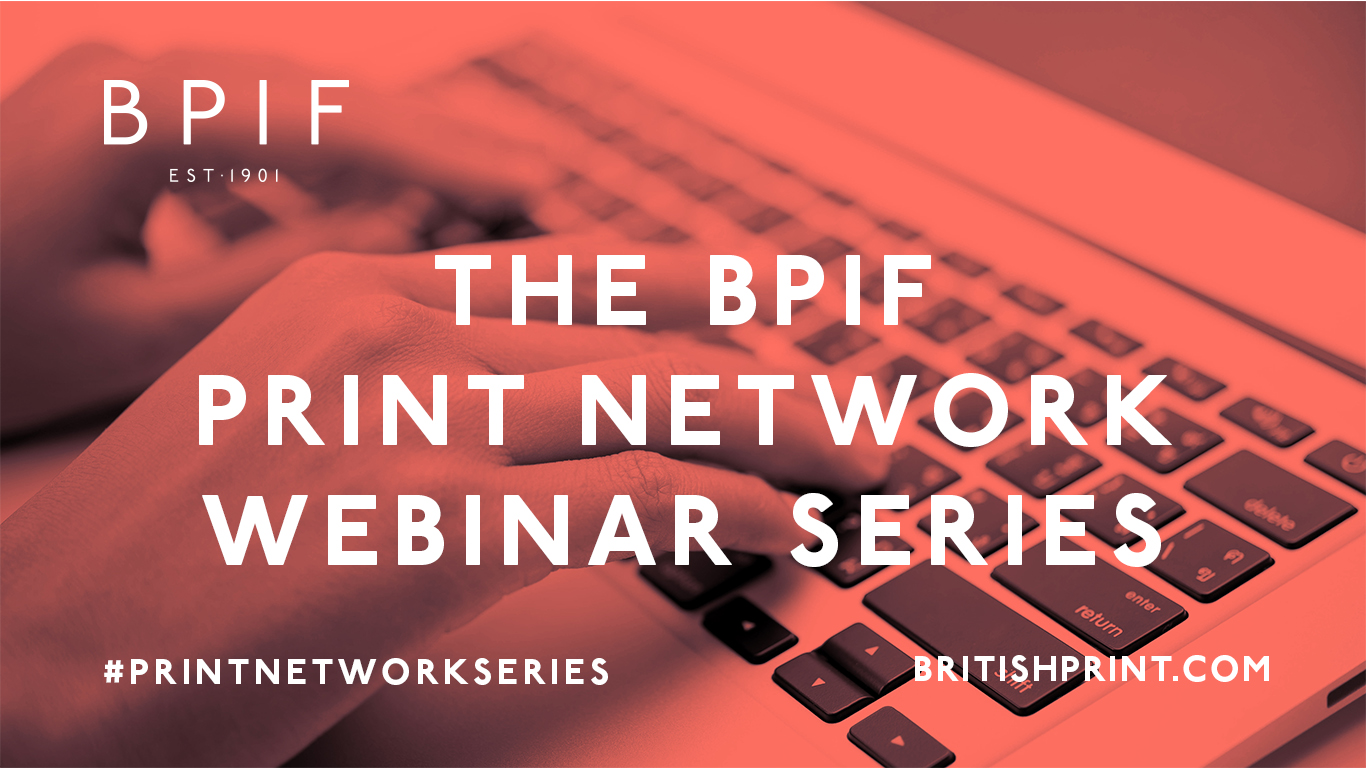 The Print Network Webinar Series – Culture as a Thing