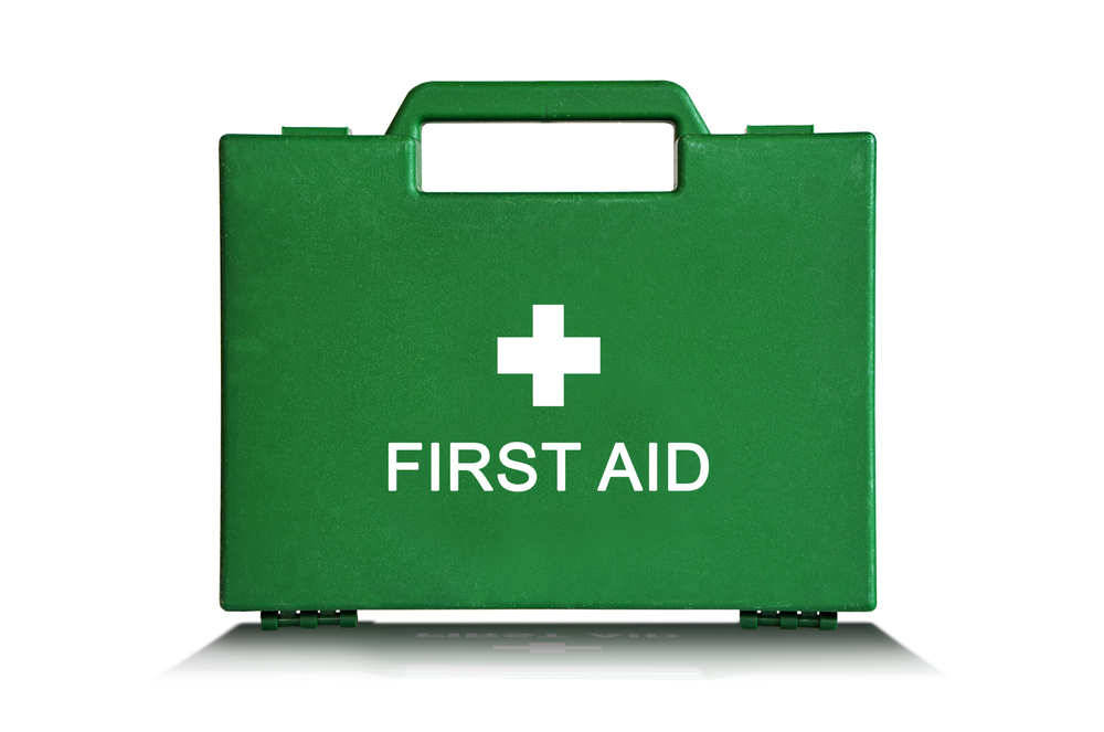 First Aid at Work (3 days) - North