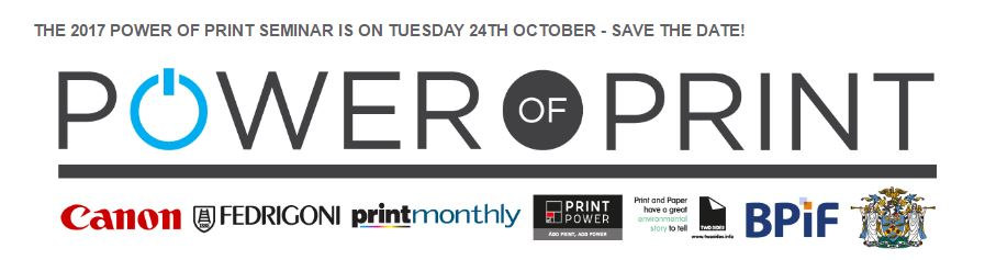 Power of Print Seminar
