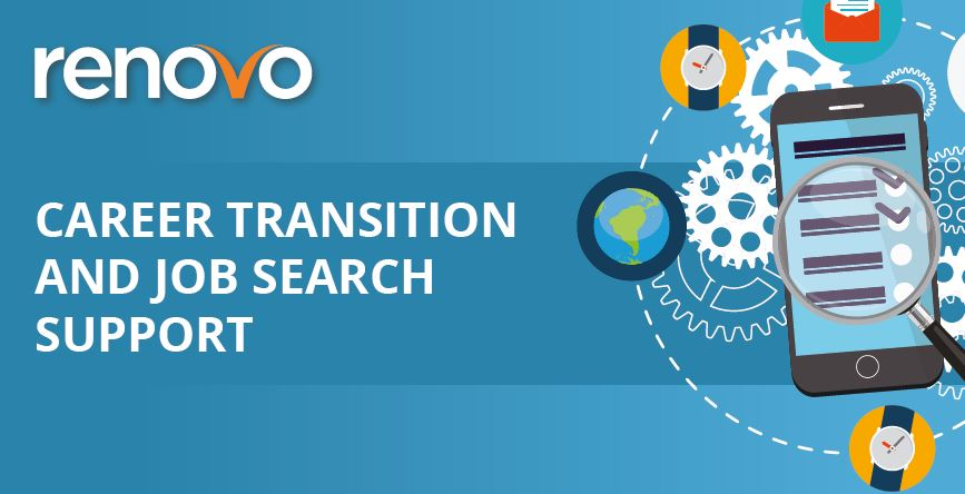 Career transition and job search support