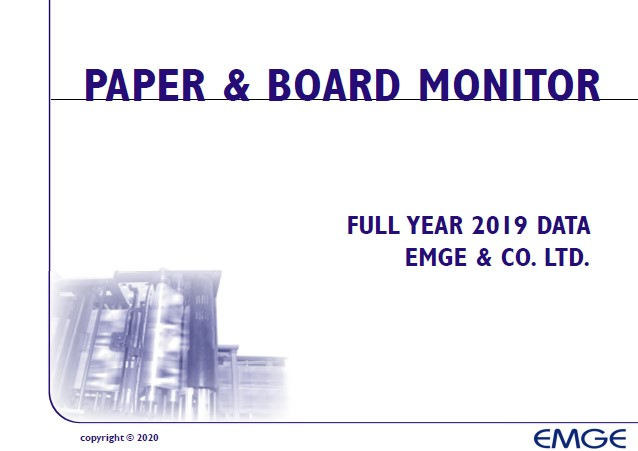 Quarterly Paper & Board Monitor from EMGE, Q4 2019