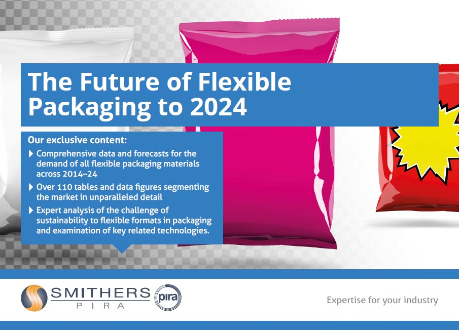 The future of flexible packaging to 2024  -Smithers Pira