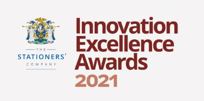The Stationers' Company Innovation Excellence Awards – Last chance to enter!