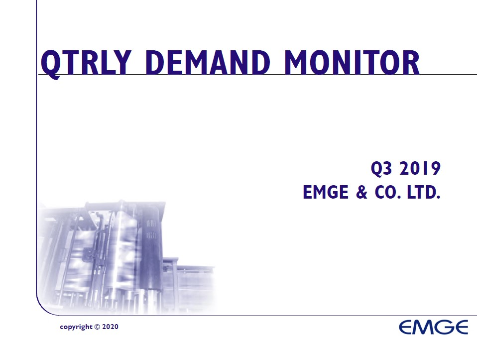Quarterly Paper & Board Monitor from EMGE