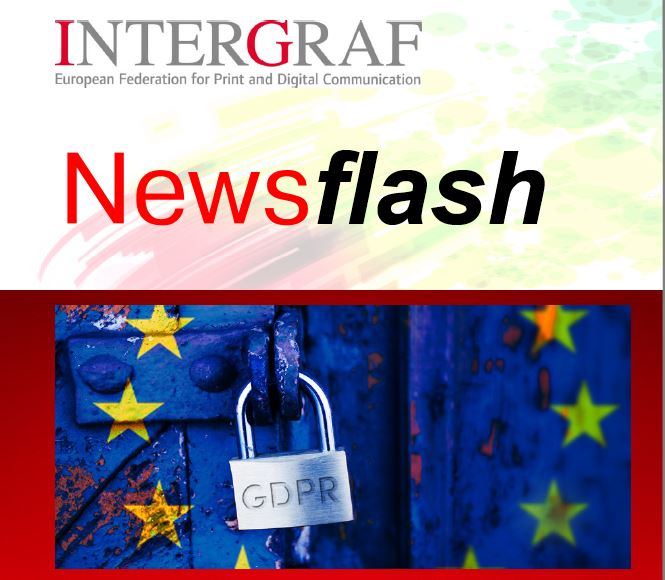 Intergraf Newsflash - September 2017