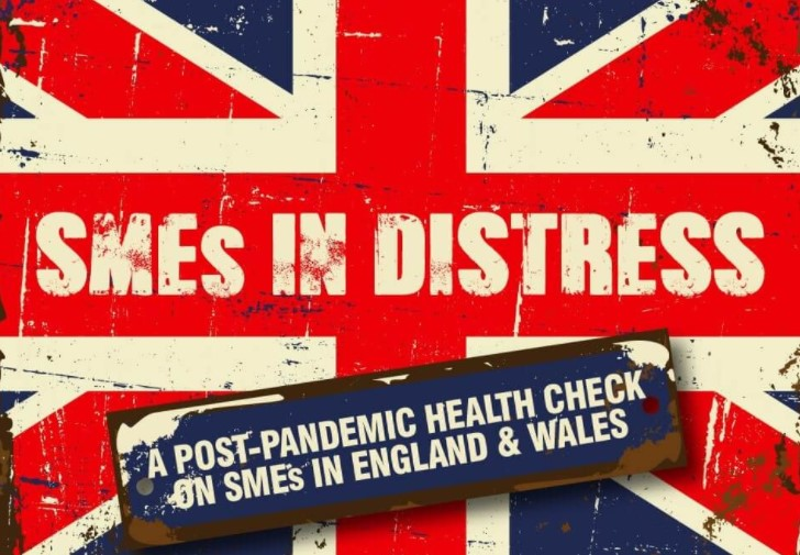 Lockdown-easing Helps SMEs Recover Despite Rising Insolvencies - Business Distress Index