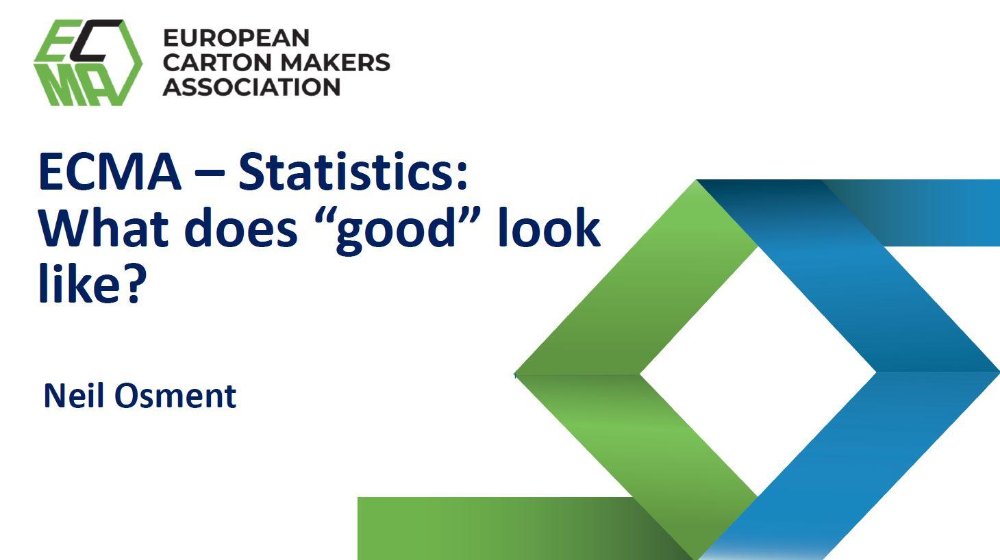ECMA Carton Statistics