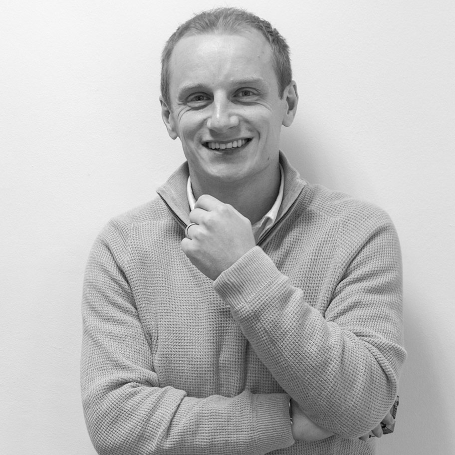 Chris Pinborough, Precision Printing Production Director