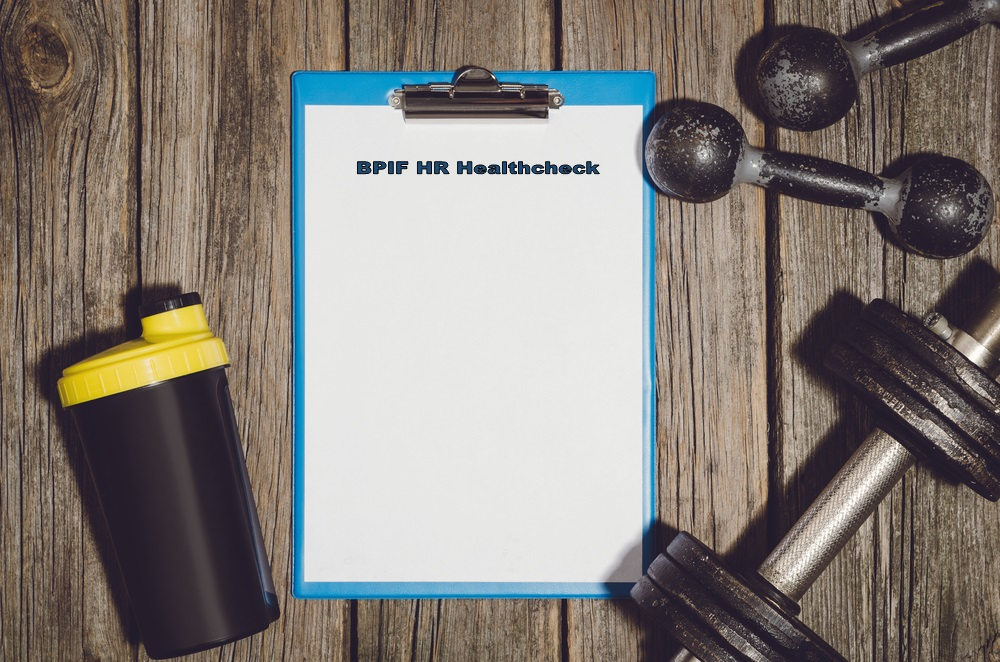 Get HR fit in 2018 with the BPIF HR Healthcheck