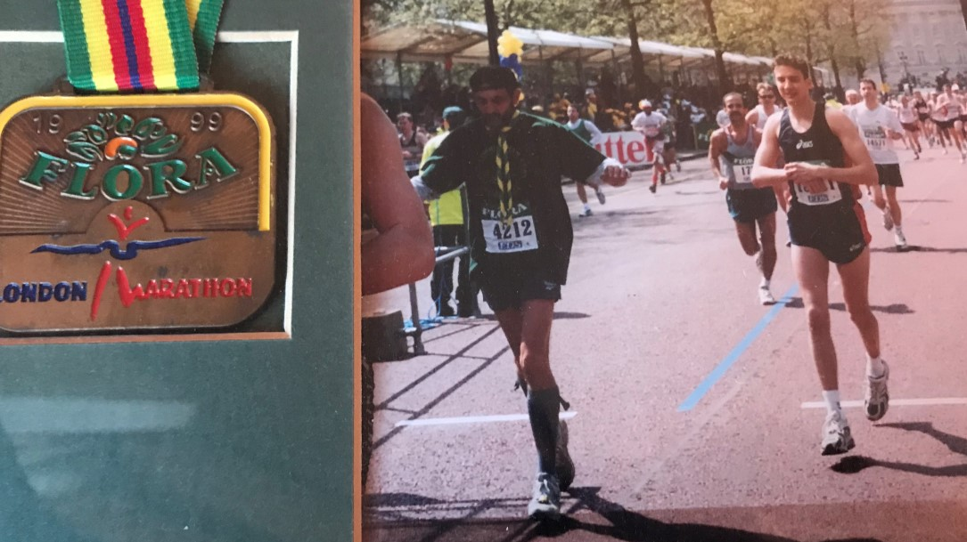 Marathon Madness – Kyle's 20-year challenge