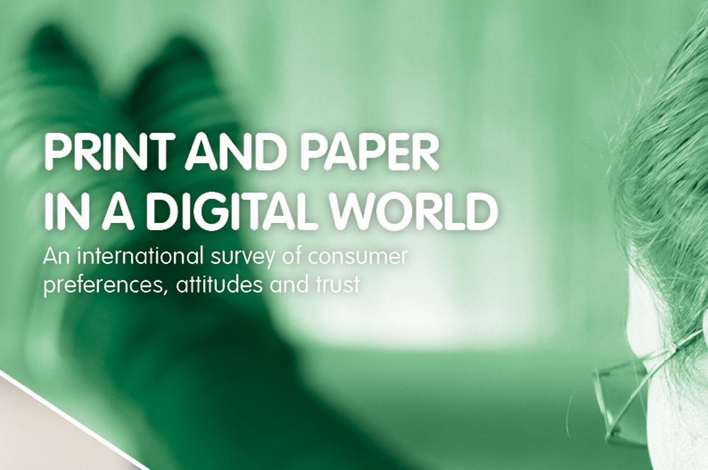 Print and Paper in a Digital World